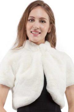 Miss Anne 13427 Faux Fur jacket $89