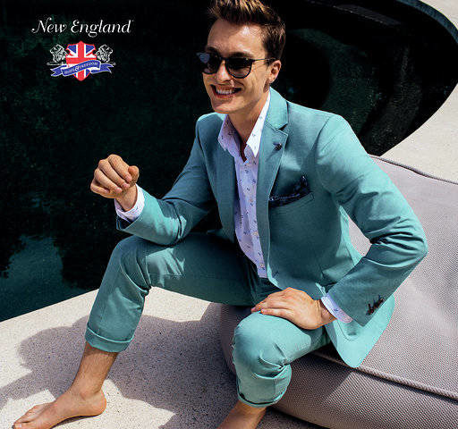 New England Mens Suits
