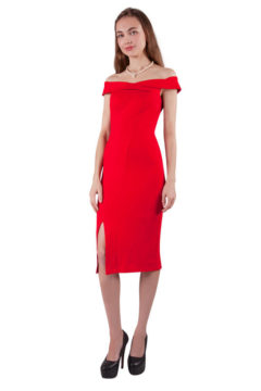 Miss Anne 216473 off the shoulder dress WAS $95 NOW $50