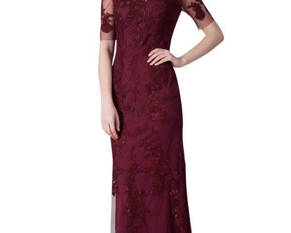 Miss Anne 217545 lace dress $285