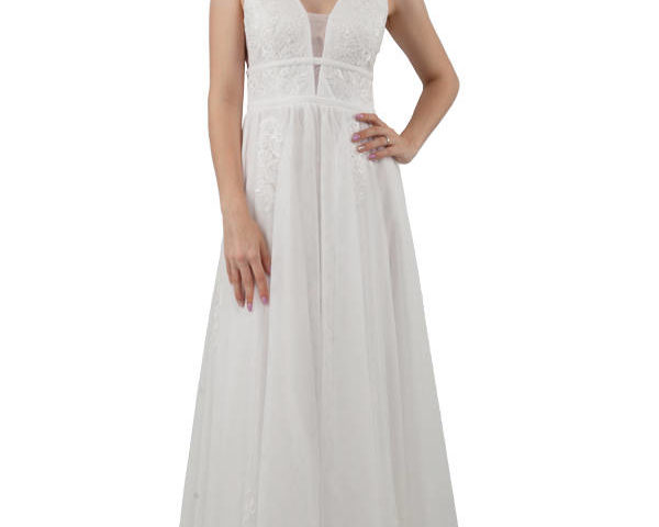 Miss Anne 218303B long Bridal Gown / Wedding Dress / Debutante Dress $390