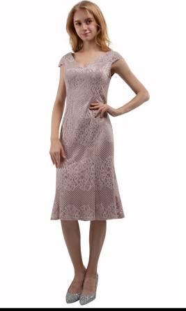 Miss Anne 218352 Lace Dress $190 – Plus size POA
