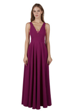 Miss Anne 219410 long dress $175