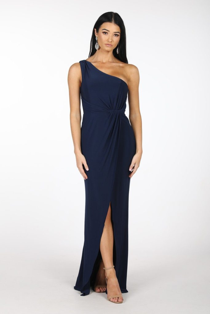 Miss Anne 219495 one shoulder formal dress $ 159