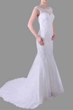 Anissa 914051 Lace Bridal Gown / Wedding Dress size 10 WAS $950 NOW $700