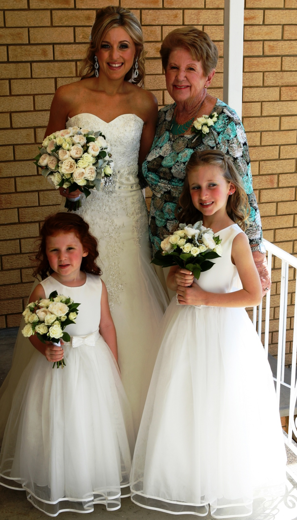 Ash's flower girls 1
