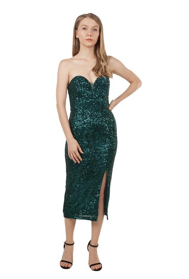 Miss Anne 219568 sequin cocktail dress $149