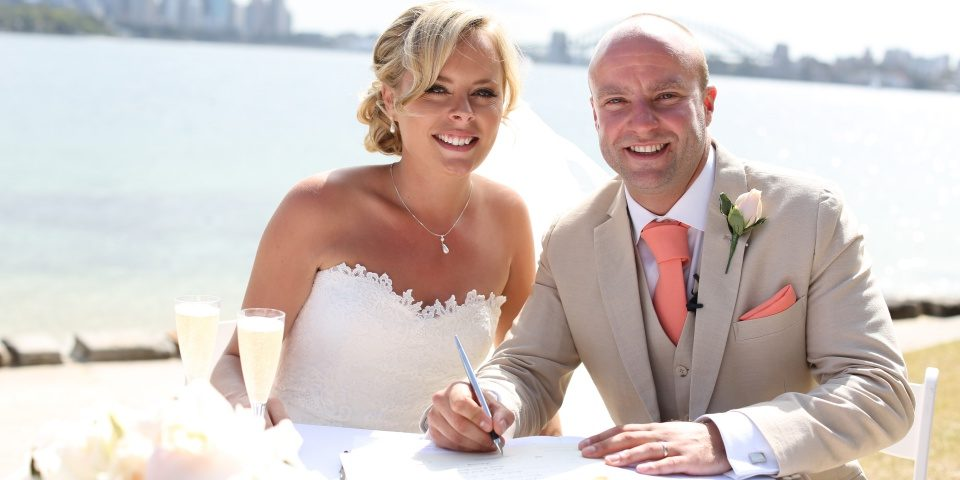 Bobbie and Kerry's Wedding