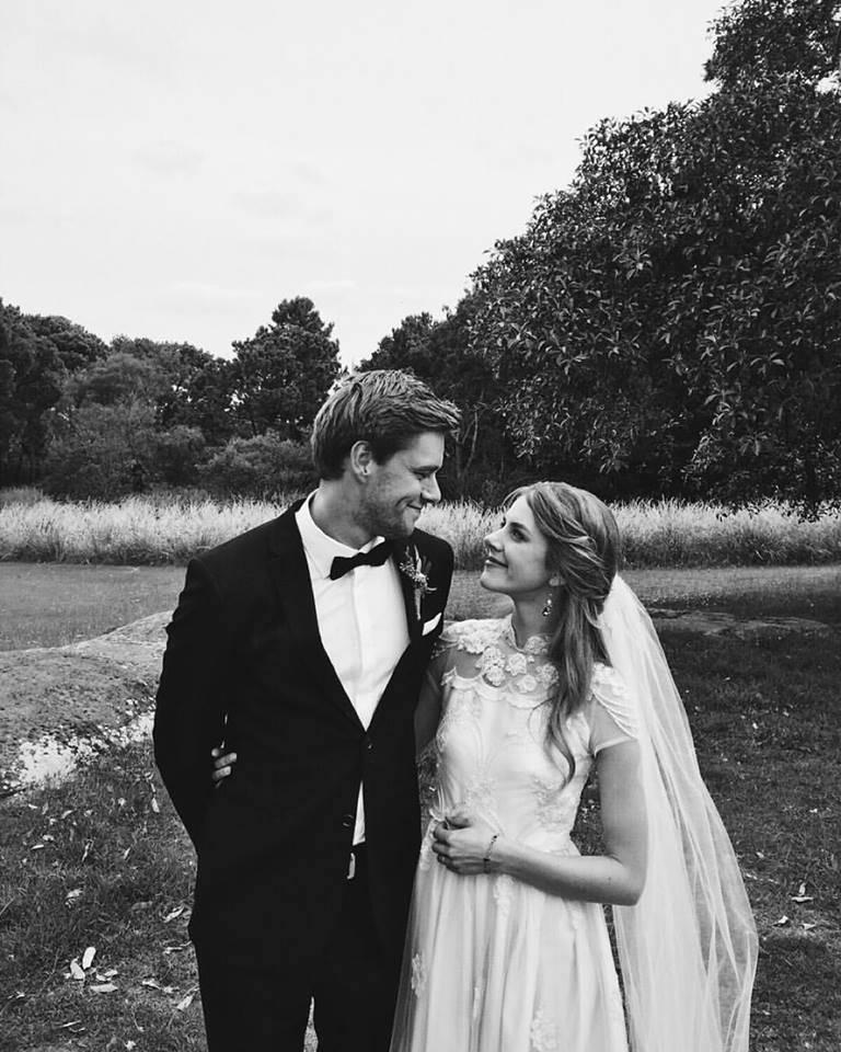 Ben Reardon Wedding