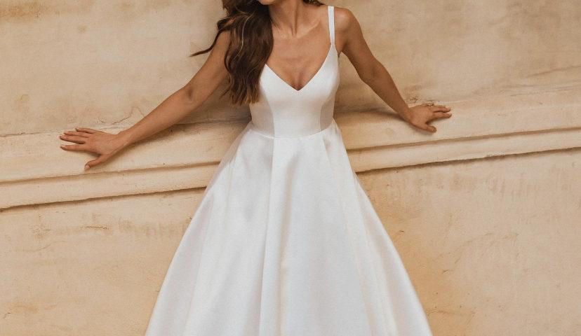 Tania Olsen TC339 A-Line wedding dress