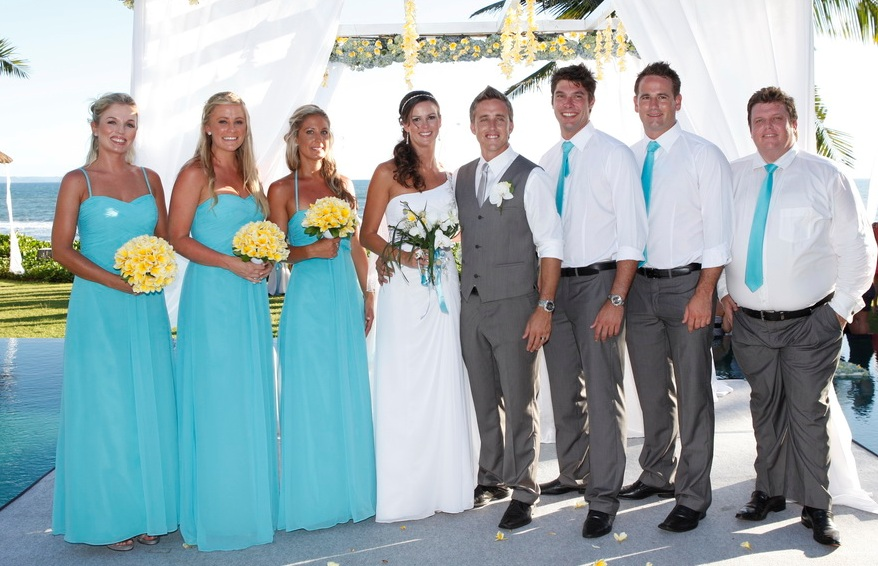Deearns - bridal party