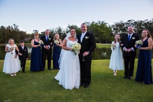 Emily Mick wedding