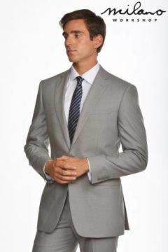 Milano Workshop Men's slimfit suit $280