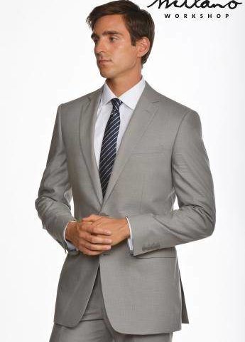 Milano Workshop Men's slimfit suit $280