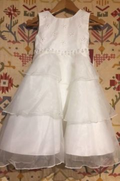 Miss Anne 6215002 Flowergirl, Communion, Confirmation Dress WAS $149.00 NOW $99
