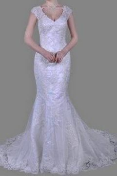Anissa 914048 Lace Bridal gown / Wedding dress size 10 WAS $900 NOW $500