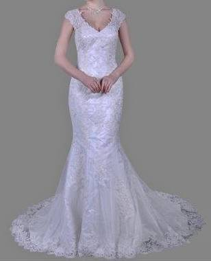 Anissa 914048 Lace Bridal gown / Wedding dress size 10 WAS $900 NOW $700