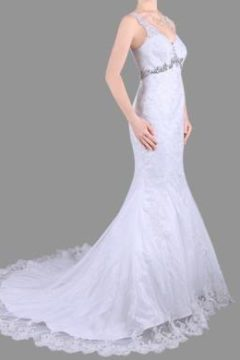 Anissa 914056 Lace Bridal Gown / Wedding Dress Size 10 WAS $1100 NOW $700