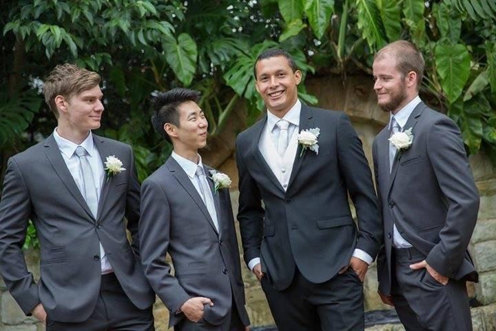 Harrison wedding
