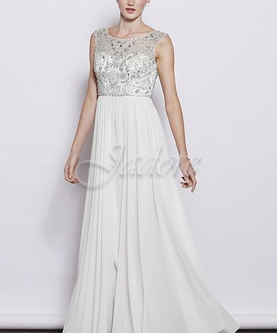 Jadore J3035 Jadore White Bridal Gowns / Wedding dresses Size 10 WAS $599 NOW $299