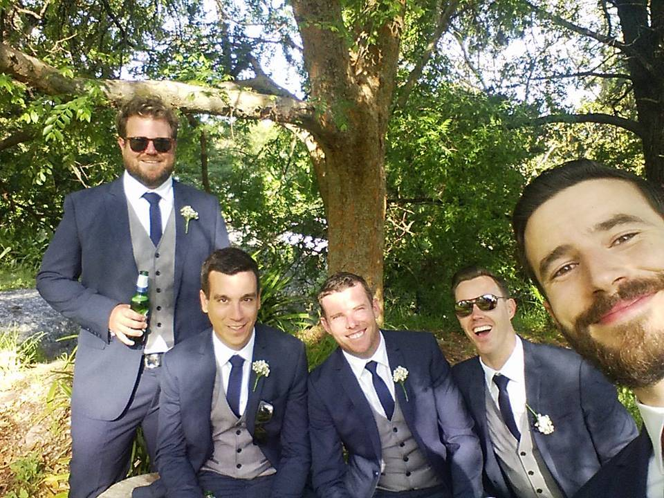 Joe Milazzo Wedding 2