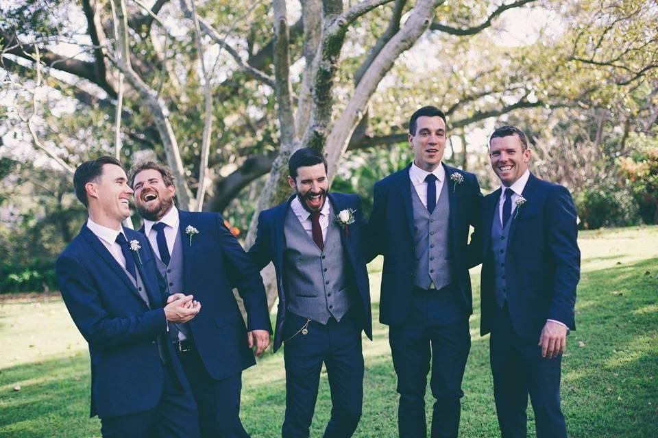 Joe Milazzo Wedding