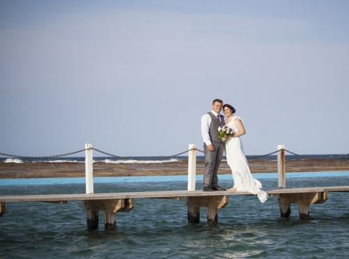 Krystle wedding 2