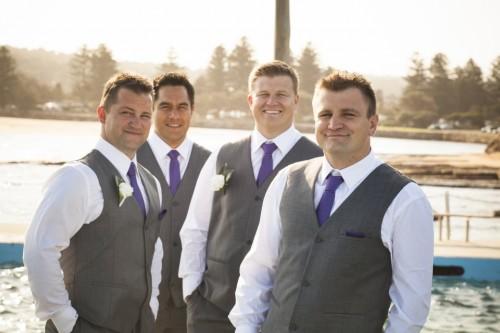 Krystle wedding1