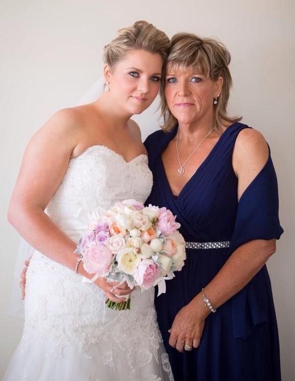 Kylie & mum 1