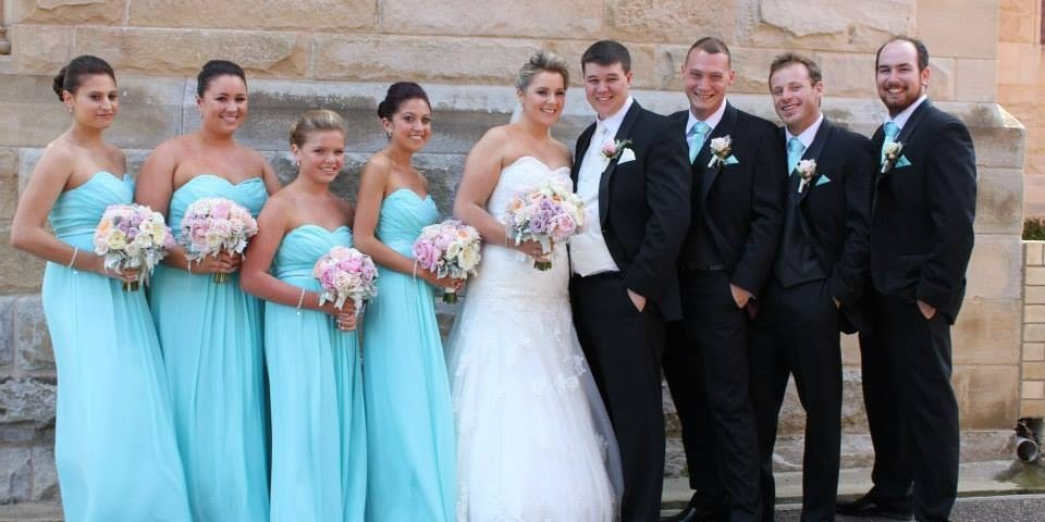 Kylie's Wedding in November 2013