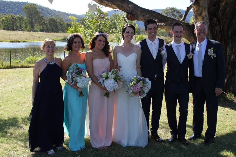 Liz Mulvenna Wedding