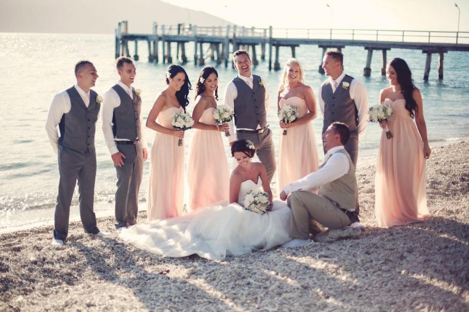Maddison wedding 2