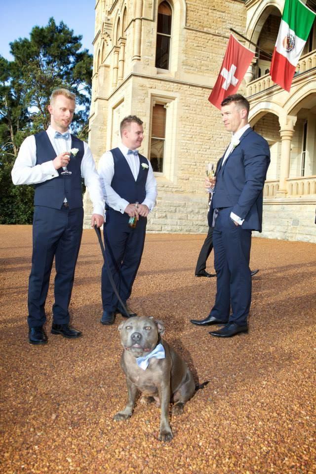 Matt wedding 2