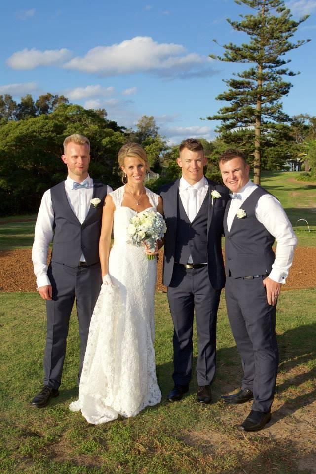 Matt wedding1