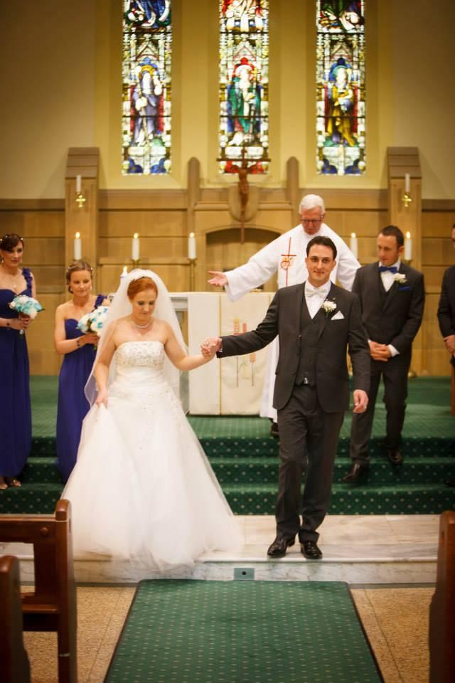 Melissa Kennelly Bride