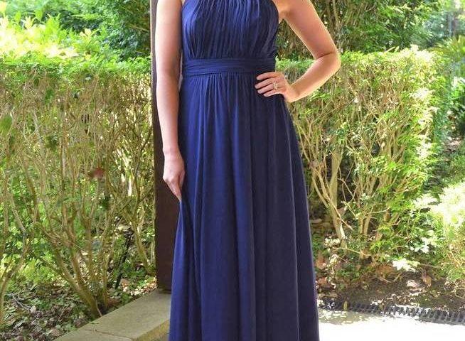 Miss Anne 215370 Long dress $180