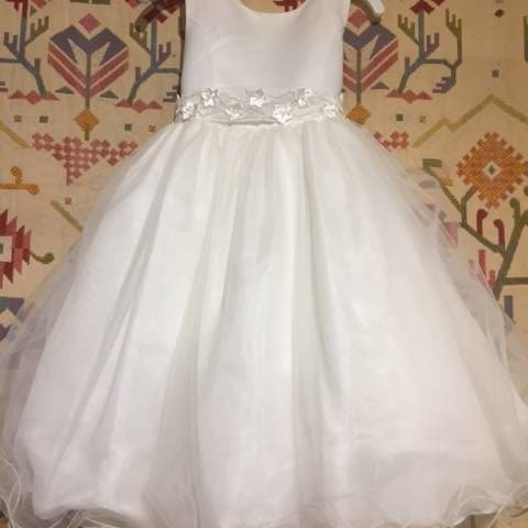 OGGT862W Flowergirl, Communion, Confirmation Dress WAS $120.00 NOW $70