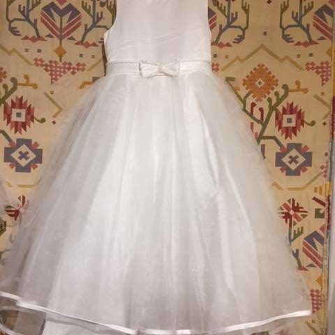 OGGT928M Flowergirl, communion , confirmation dress WAS $120.00 NOW $70