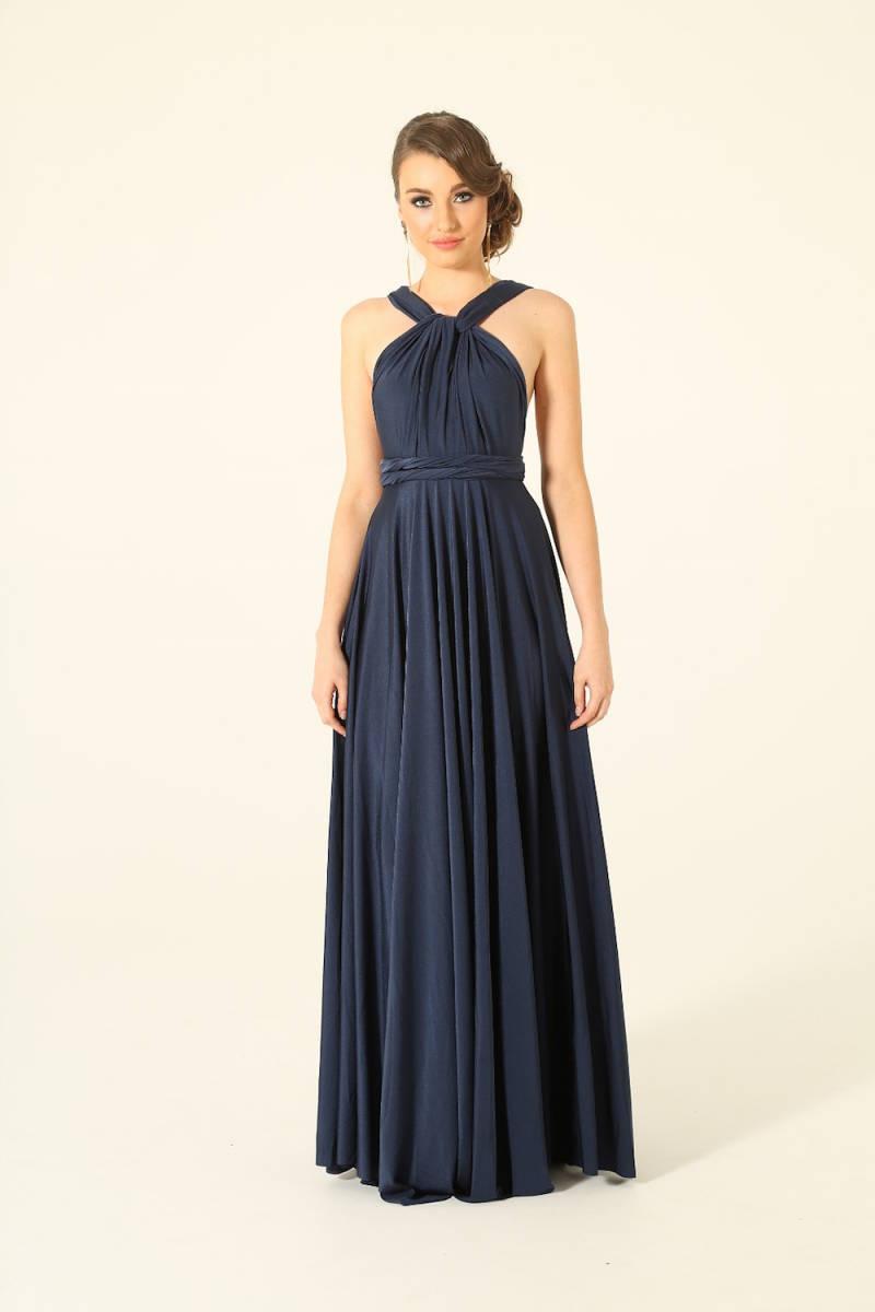 Poseur P031 Wrap Dress 269