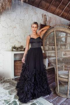 Tania Olsen PO847 Mexico formal Gown $580
