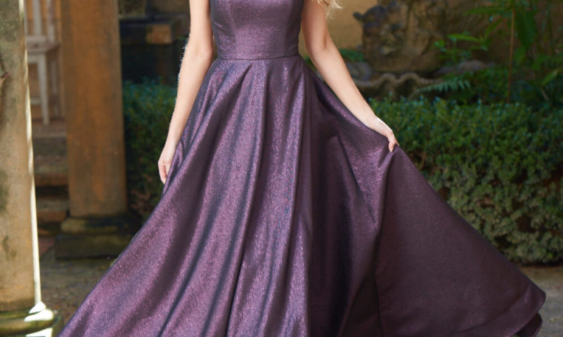 PO877 Tania Olsen formal ball gown $490