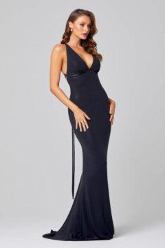 Poseur PO887 long formal dress