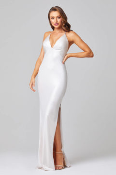 Poseur PO889 Long Formal or Wedding Gown