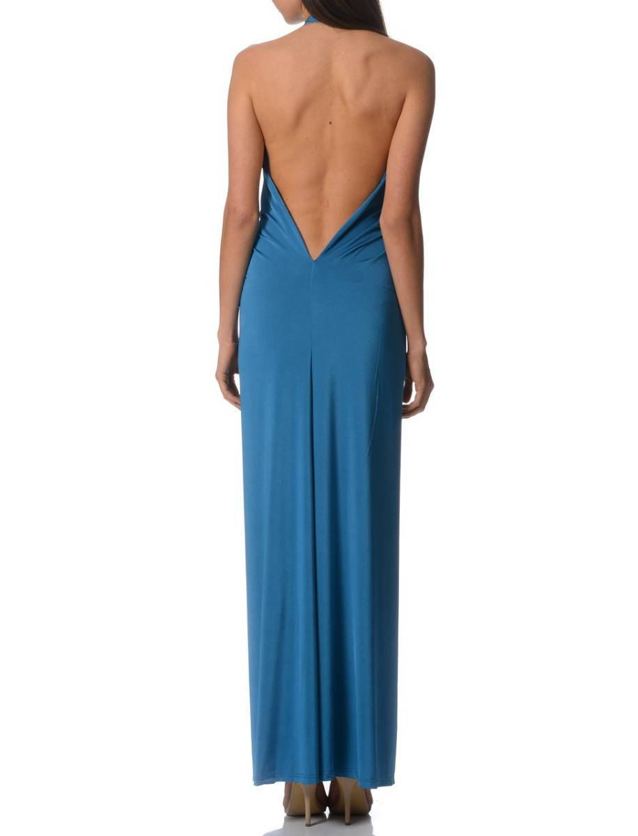 Pizzuto gown back