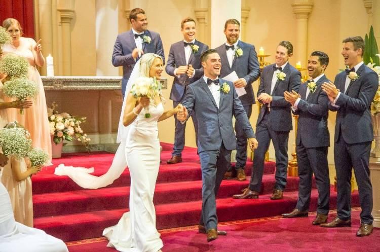 Stacey wedding 2