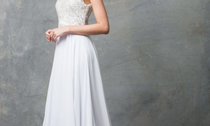 TC004 Tania Olsen Couture Kamea Wedding dress / Formal Gown $690
