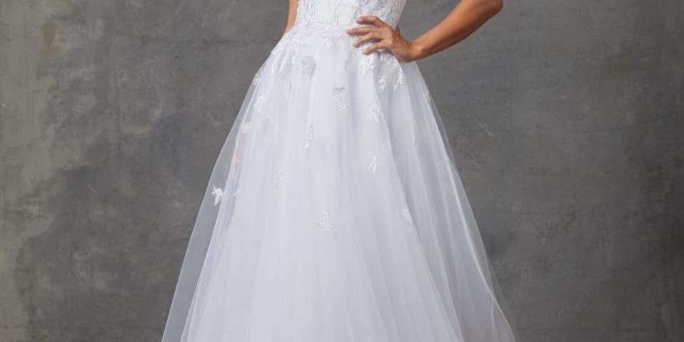 Tania Olsen TC237 Wedding or Debutante Dress $499