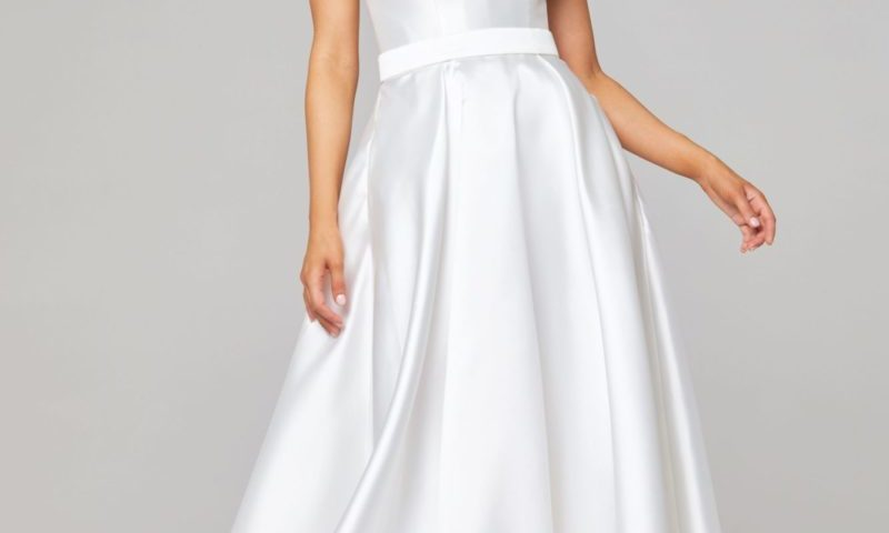 TC303 Tania Olsen Couture Demi Wedding dress / Bridal gown $850