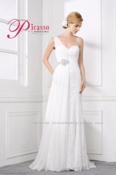 Tinaholy Couture Picasso 13002 Bridal Gown / ball gown / wedding dress / Debutante dresses  – size 14 $469