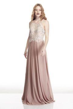 Tinaholy Couture B1783 long chiffon dress $370.00